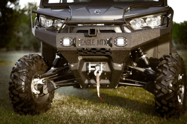2020 Can Am Front Bumper
