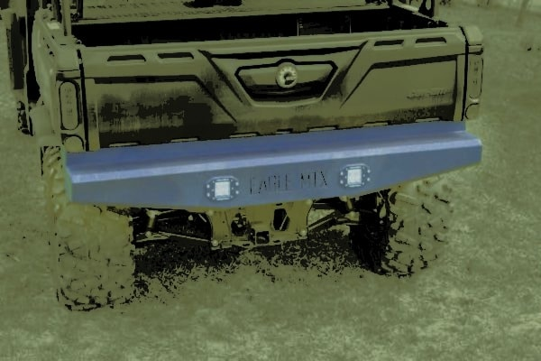 Can-Am Defender - Rear Bumper